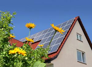Solaranlage PV-Anlage Dach